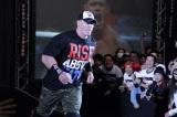 ジョン・シナ=昨年の横浜アリーナ公演の模様 (C)2012 WWE, Inc.  All Rights Reserved.