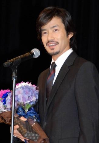 『第54回ブルーリボン賞』で主演男優賞を受賞した竹野内豊 (C)ORICON DD inc.