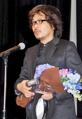 『第54回ブルーリボン賞』で『冷たい熱帯魚』が作品賞を受賞した園子温監督 (C)ORICON DD inc.