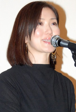 サムネイル 生放送で第2子妊娠を報告をした、フジテレビ・佐々木恭子アナウンサー (C)ORICON DD inc.