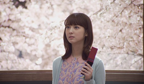 サムネイル 【CMカット】高田のテキトーさに唖然とする佐々木希