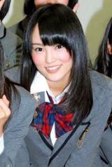 """AKB48および姉妹グループのなかで""""本格ソロデビュー""""を期待するメンバー、9位に選ばれたNMB48・山本彩 (C)ORICON DD inc."""