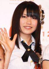 """AKB48および姉妹グループのなかで""""本格ソロデビュー""""を期待するメンバー、10位に選ばれたAKB48・横山由依 (C)ORICON DD inc."""