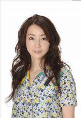 日本テレビ系の新ドラマ『クレオパトラな女たち』に出演する稲森いずみ