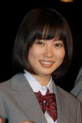 映画『POV 〜呪われたフィルム〜』の舞台あいさつを行った志田未来 (C)ORICON DD inc.