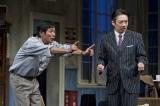 明石家さんまと生瀬勝久の2年半ぶり5度目の共演舞台が開幕