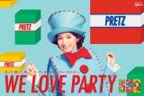 グリコ『PARTY PRETZ BOX 当たる!』キャンペーンの新CMより