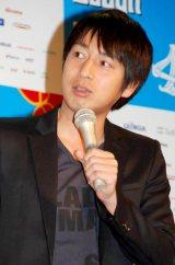 『沖縄国際映画祭』の第4回プログラム発表会見に出席した徳井義実 (C)ORICON DD inc.