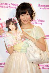 サマンサタバサの新ミューズに起用されたAKB48・指原莉乃 (C)ORICON DD inc.