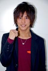 『第24回JUNON SUPERBOY CONTEST』グランプリの佐野岳 (C)ORICON DD inc.