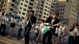 【CMカット】50作目シングルを4月発売に先駆け新CMで熱唱するB'z