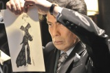 若手デザイナーと熾烈な戦いを繰り広げるKOSHIRO MATSUMOTO(松本幸四郎)