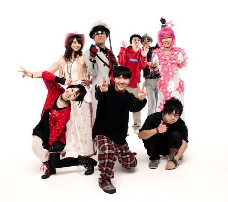 B.B.かまってちゃんの新曲「夢のENDはいつも目覚まし!」(3月28日発売)のビジュアルが公開