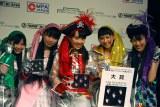 『第4回CDショップ大賞2012』大賞を受賞したももいろクローバーZ