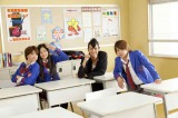 TVシリーズ『仮面ライダーフォーゼ VOL.1』Blu-ray&DVDの特典映像に「キャスト座談会」を収録(C)2011 石森プロ・テレビ朝日・ADK・東映