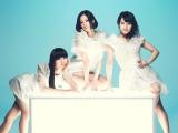 世界進出を視野に入れ、ユニバーサルミュージック移籍を発表したPerfume(左から:かしゆか、のっち、あ〜ちゃん)