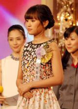 第35回日本アカデミー賞で話題賞(俳優部門)を受賞したAKB48・前田敦子 (C)ORICON DD inc.