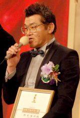 第35回日本アカデミー賞で新人賞を受賞した野見隆明 (C)ORICON DD inc.