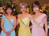 結成50周年・三人娘、さらなる活躍アピール