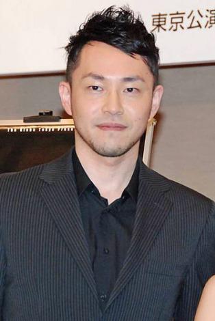 舞台『BOB』の製作発表会見に出席した西田征史 (C)ORICON DD inc.