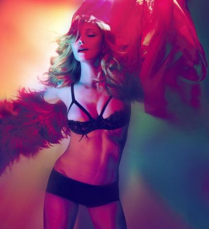 マドンナがセクシーすぎる最新写真公開