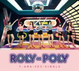 3rdシングル「Roly-Poly」(2月29日発売)