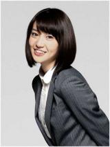 4月スタートの新ドラマ『カエルの王女さま』に出演するAKB48の大島優子(C)フジテレビ