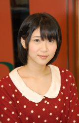 二十歳の記念として新書『非選抜アイドル』(小学館)を執筆した仲谷明香 (C)ORICON DD.inc