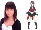 さやか役に決定した川澄綾子 (C)AKB0048製作委員会