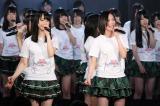名古屋・栄のSKE48劇場で公演を行ったSKE48