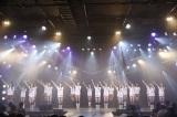 福岡・博多のHKT48劇場で公演を行ったHKT48