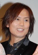 映画『篤姫ナンバー1』の完成披露試写会に出席したつんく♂ (C)ORICON DD inc.