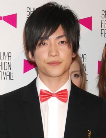 『SHIBUYA FASHION FESTIVAL Vol.1』記者発表会に出席した大東駿介 (C)ORICON DD inc.