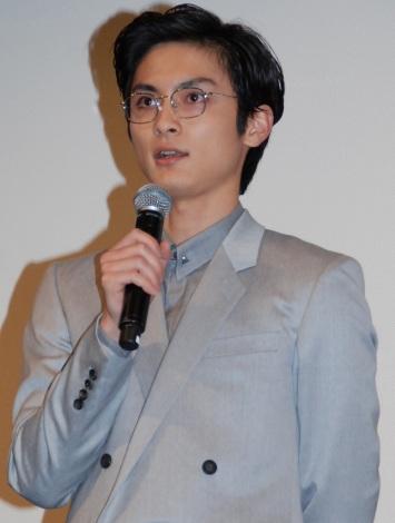 映画『シグナル〜月曜日のルカ〜』舞台あいさつで登壇した高良健吾 (C)ORICON DD inc.