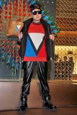 東京のルイ・ヴィトン六本木ヒルズ店で行われたリニューアル記念レセプションパーティに出席したVERBAL (C)ORICON DD inc.