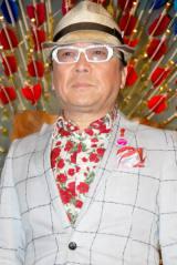 東京のルイ・ヴィトン六本木ヒルズ店で行われたリニューアル記念レセプションパーティに出席したドン小西 (C)ORICON DD inc.