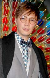東京のルイ・ヴィトン六本木ヒルズ店で行われたリニューアル記念レセプションパーティに出席した成宮寛貴 (C)ORICON DD inc.