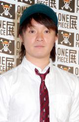 『ONE PIECE展』の内覧会に妻・小泉深雪と訪れた濱田岳 (C)ORICON DD inc.