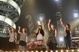 16年ぶりに復活したプリンセス プリンセス(左から:渡辺敦子、富田京子、岸谷香、今野登茂子、中山加奈子)