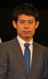映画劇場版『SPEC〜天〜』完成披露記者会見に出席した伊藤淳史 (C)ORICON DD inc.