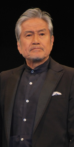 映画劇場版『SPEC〜天〜』完成披露記者会見に出席した竜雷太 (C)ORICON DD inc.