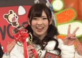 AKB48の冠番組『AKBINGO』のカラオケ大会で優勝した岩佐美咲