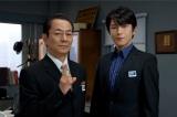 『相棒10』最終回視聴率は20.5%を記録(左から主演の水谷豊、及川光博) (C)テレビ朝日