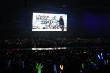 さいたまスーパーアリーナ3Days公演初日に初の東京ドームコンサート開催を発表