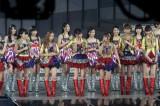 さいたまスーパーアリーナ3Days公演初日に初の東京ドームコンサート開催を発表! 笑みがこぼれたAKB48のメンバーたち