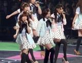 AKB48のさいたまスーパーアリーナ3Days公演初日に出演したSDN48