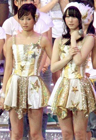 AKB48メンバー続々新天地…エース前田敦子(左)は卒業へ、SKE48松井玲奈(右)は事務所移籍交渉へ (C)ORICON DD inc.