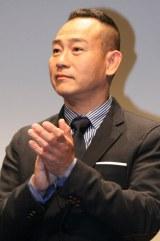 日本・中国・韓国、3ヶ国共同制作連続ドラマシリーズ『Strangers6』の記者会見に出席した中国俳優のボウイ・ラム (C)ORICON DD inc.