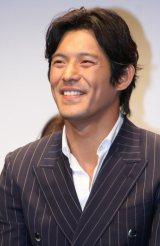 日本・中国・韓国、3ヶ国共同制作連続ドラマシリーズ『Strangers6』の記者会見に出席した韓国俳優のオ・ジホ (C)ORICON DD inc.