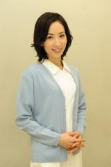 ドラマ『37歳で医者になった僕〜研修医純情物語〜』で連ドラ初出演を飾る真飛聖
